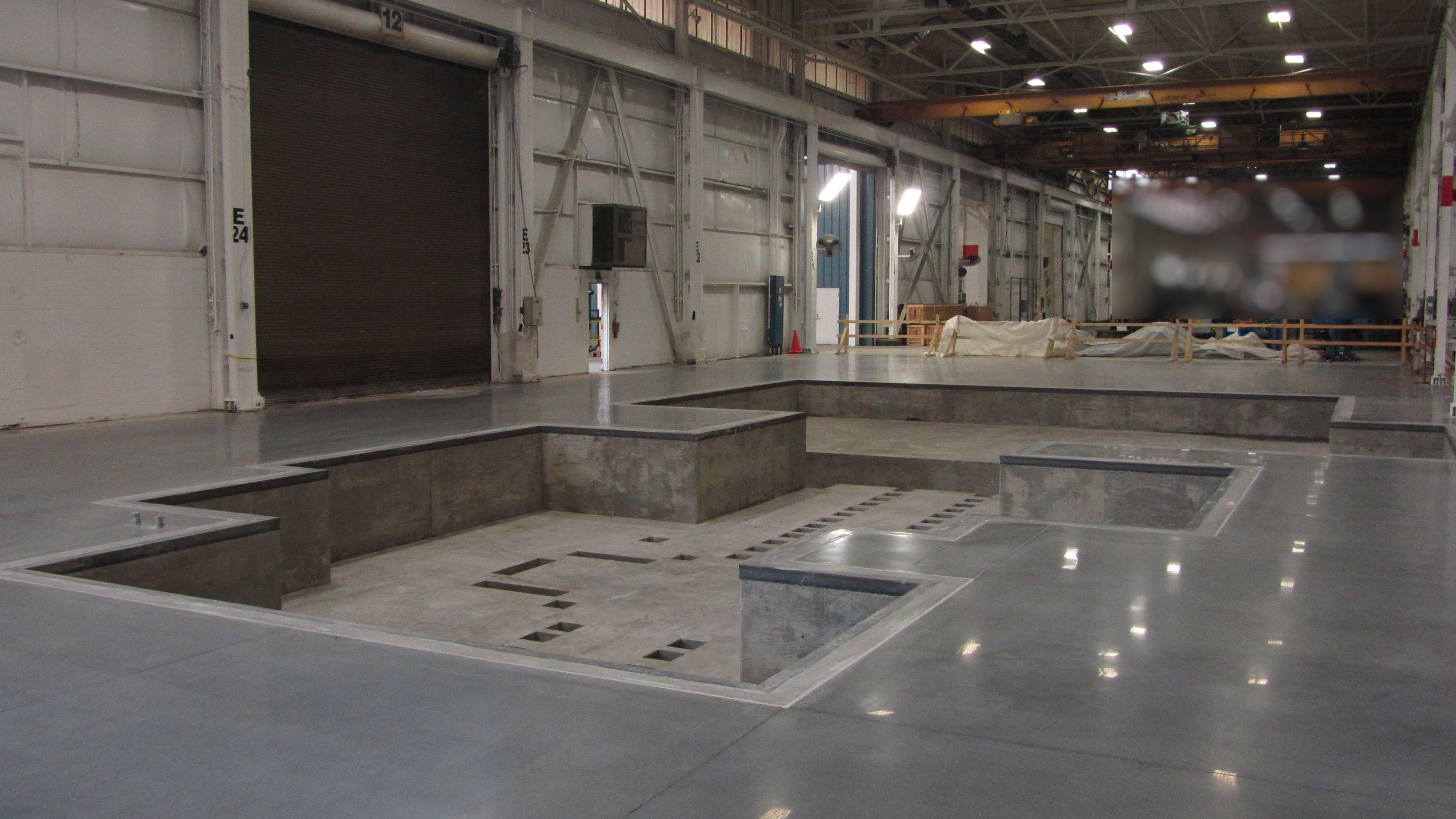 specialty concrete services